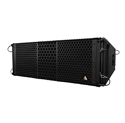 Adamson S10 line array loudspeaker element